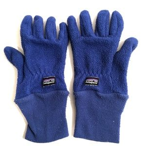 Patagonia Kids Fleece Gloves Size L (3-6 years)